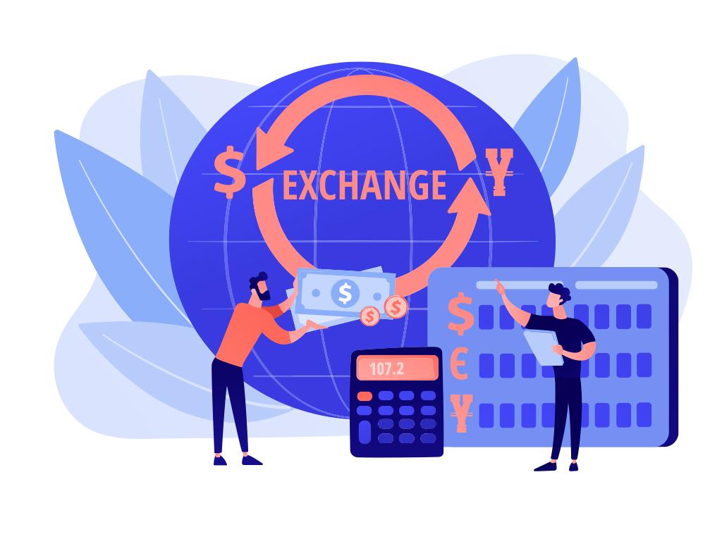 چگونه صرافی ارز دیجیتال بزنیم ؟